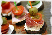 Catering Harz - Canapes Fingerfood